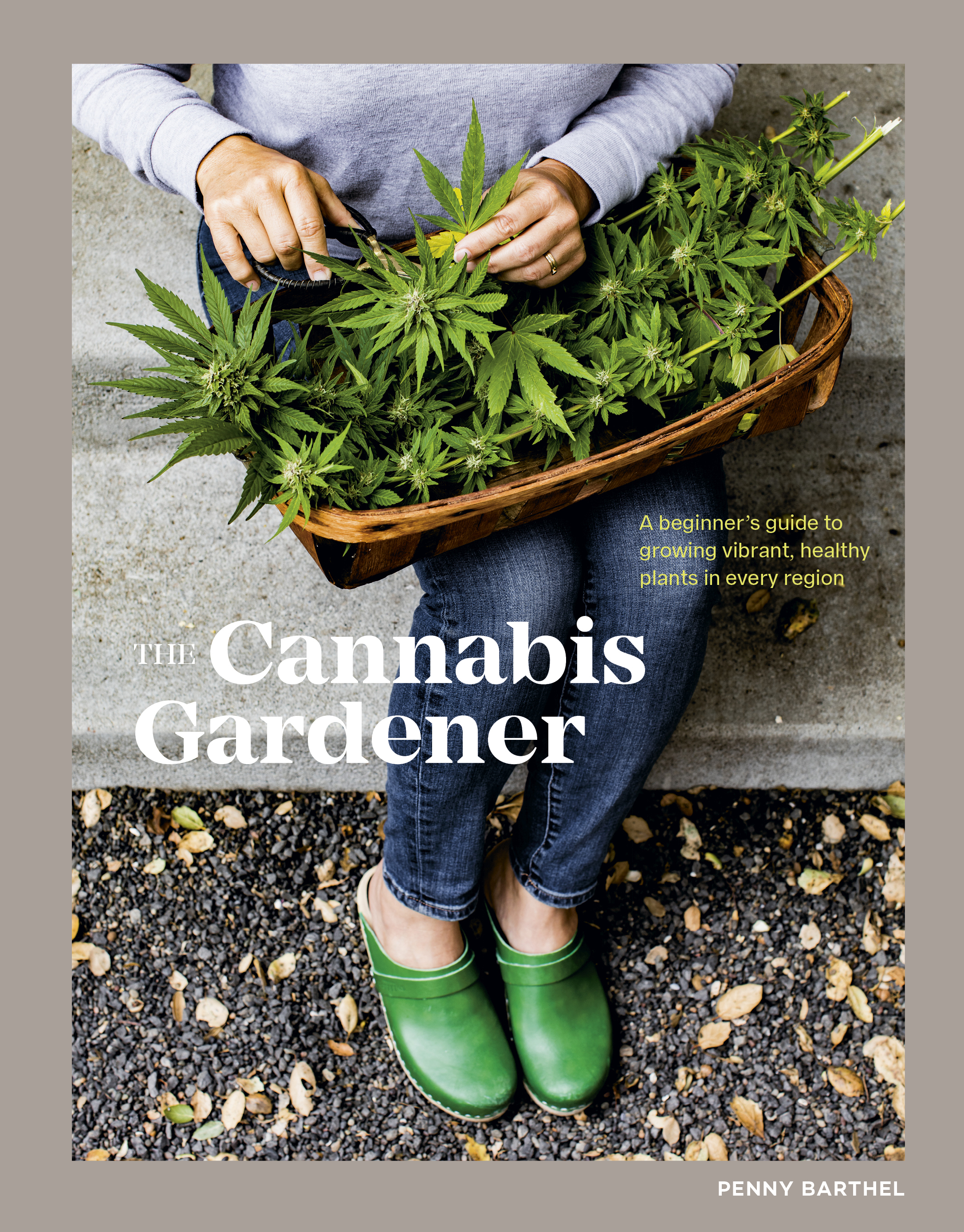 The Cannabis Gardener cover